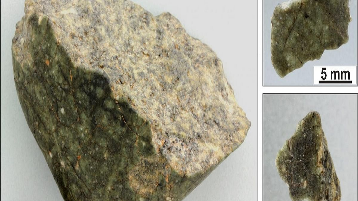 Scientists discover new mineral in Moon meteorite