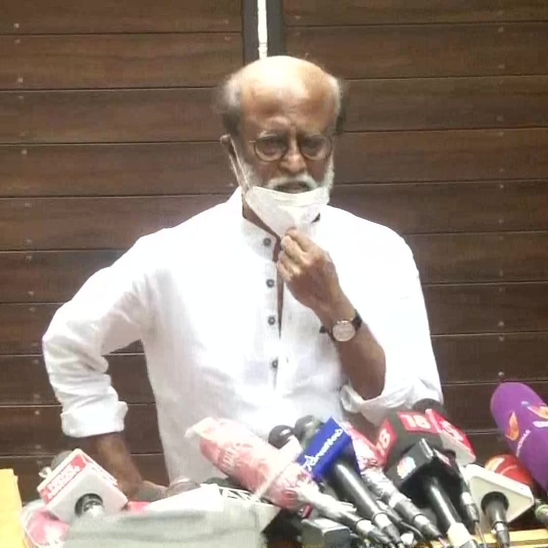 LIVE News Updates: Decision soon on polls, party said will stand by me, says Rajinikanth