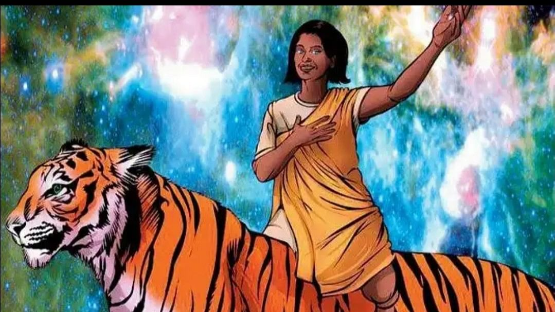 India's first female animated superhero returns with 'Priya's Mask': A new comic book focused on COVID-19
