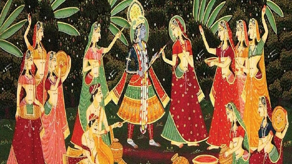 The fable of Laxmi and 'A-Laxmi'