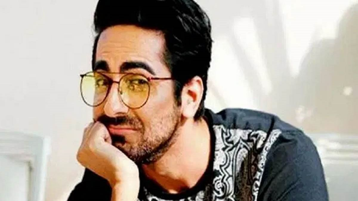 Despite shooting in  hometown  Ayushmann Khurrana isn't staying with  family due to COVID threat