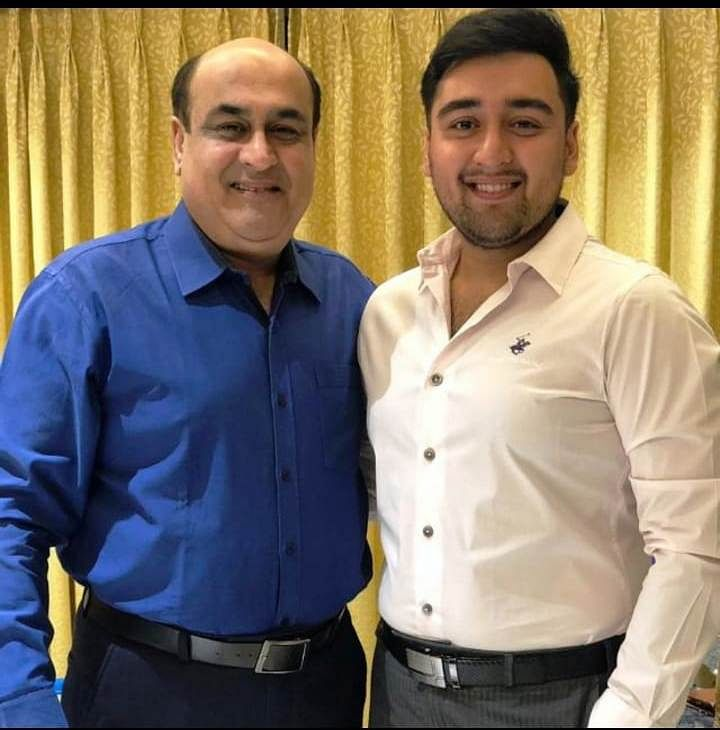 Mohammed Rafi's grandson Fuzail Rafi wants to carry his grandfather's legacy ahead