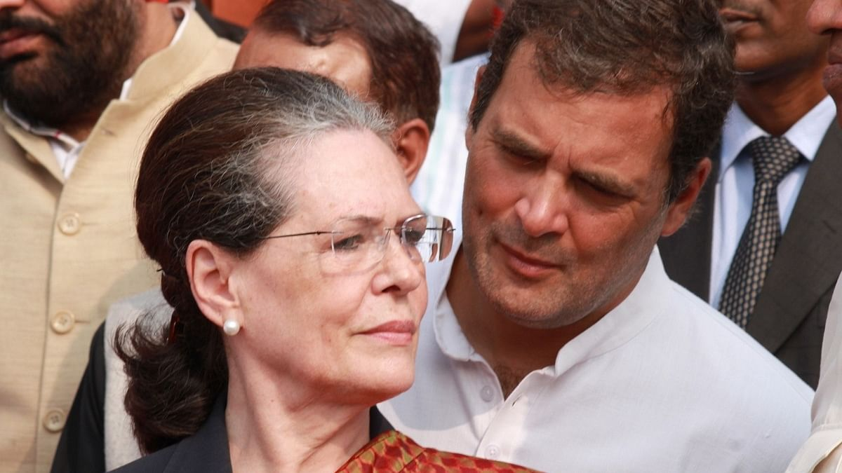 Sonia and Rahul hail Biden, Harris on their election victories