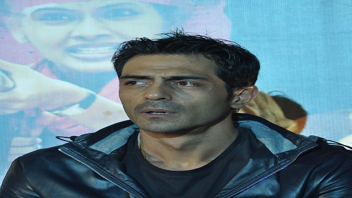Actor Arjun Rampal at NCB office for questioning in drugs related case