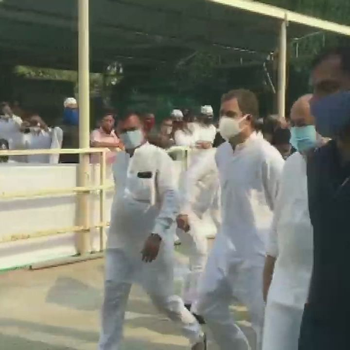 LIVE News Updates: Rahul Gandhi reaches Bharuch to pay his last respects to Congress leader Ahmed Patel