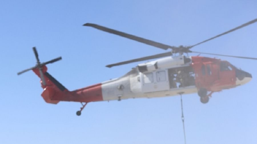 6 US service members killed in Egypt chopper crash