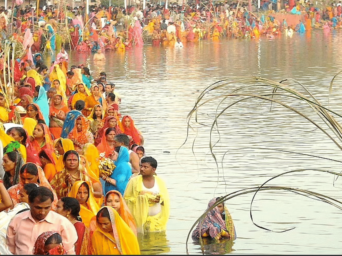 Allow Chhath puja celebrations in Delhi, Covid situation under control: Kejriwal to LG