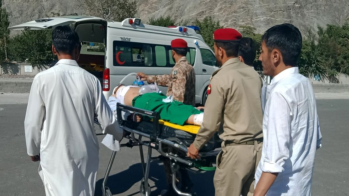 8 killed, 11 injured in Pakistan accident