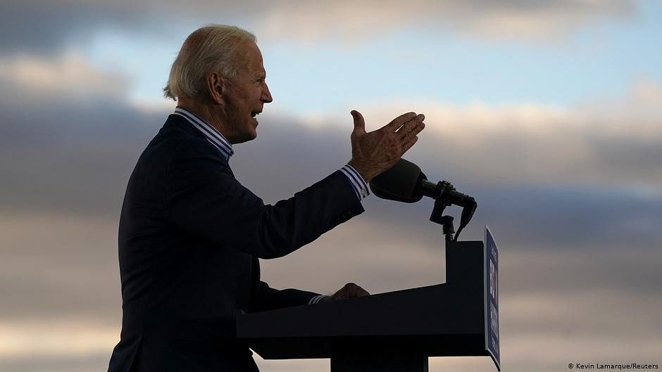 US President  Biden excludes from his administration Democrats Sonal Shah and Amit Jani with RSS-BJP links