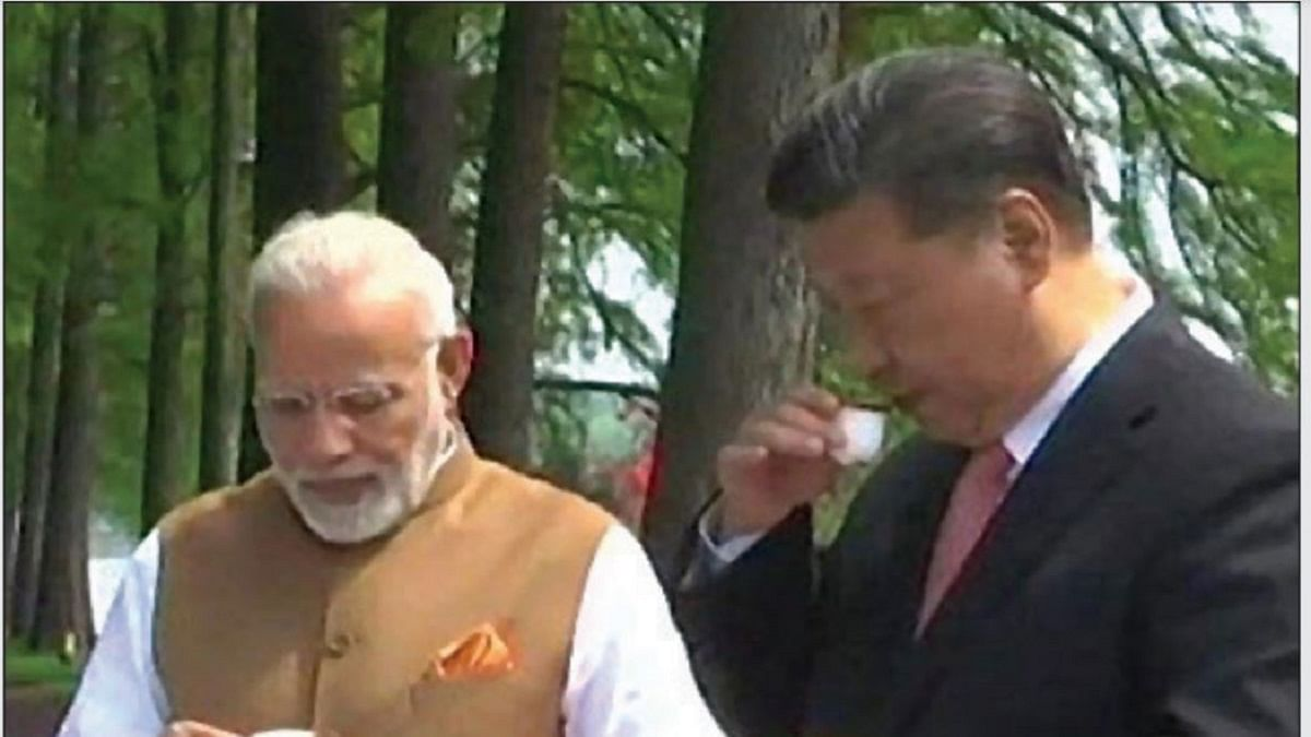 Reality Bites: Chai with China or Tea with Xi