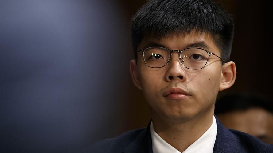 Hong Kong's Joshua Wong to plead guilty to protest charges