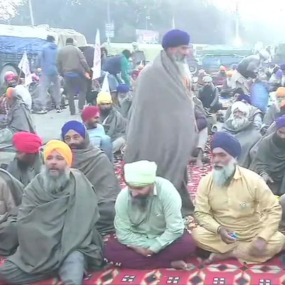 LIVE News Updates: Farmers continue their protest at Delhi-UP border and Delhi-Haryana against farm laws