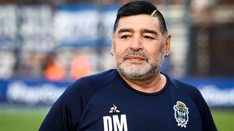 Diego Maradona: He had the ball at his feet and will go down in history as a legend