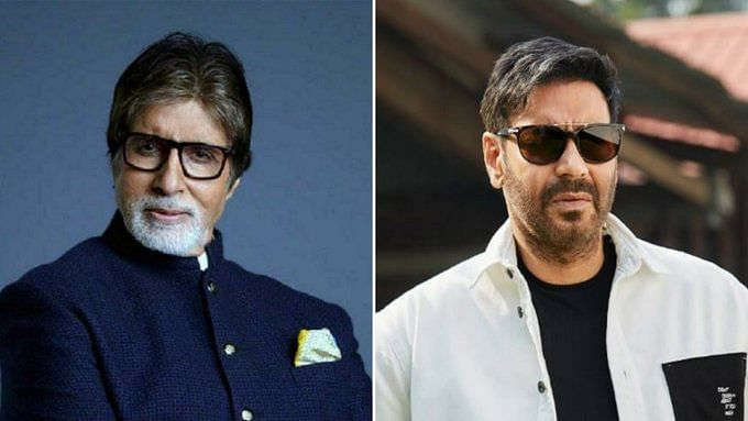 In a first, Ajay Devgn to direct Amitabh Bachchan!