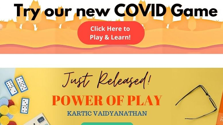 IIT Madras develops online game to create COVID awareness