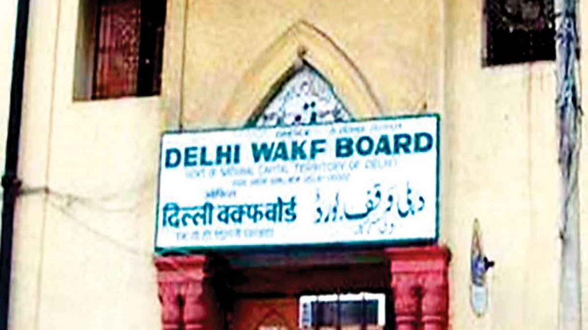 Imams of Delhi Waqf Board managed mosques stage sit-in, staff go on indefinite strike