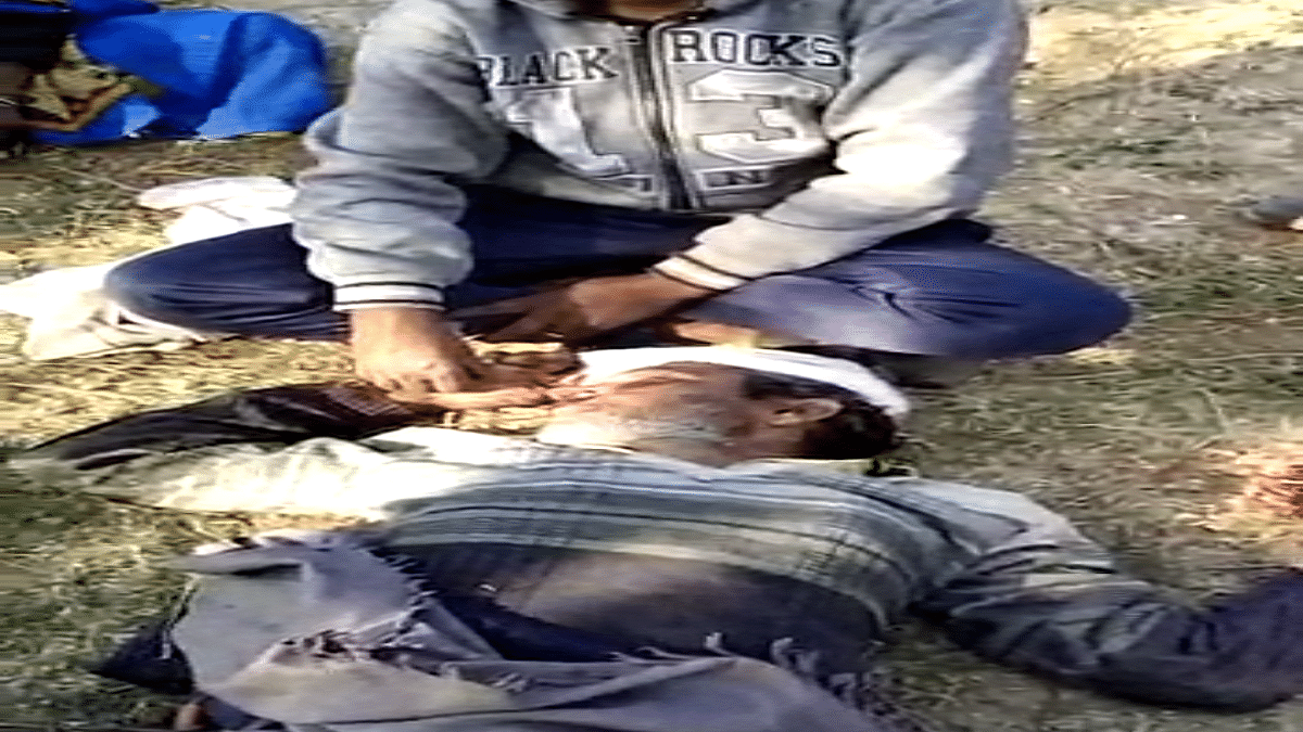 Dalit beaten to death by upper caste youth for denying them a matchbox in Scindia's pocket borough Guna