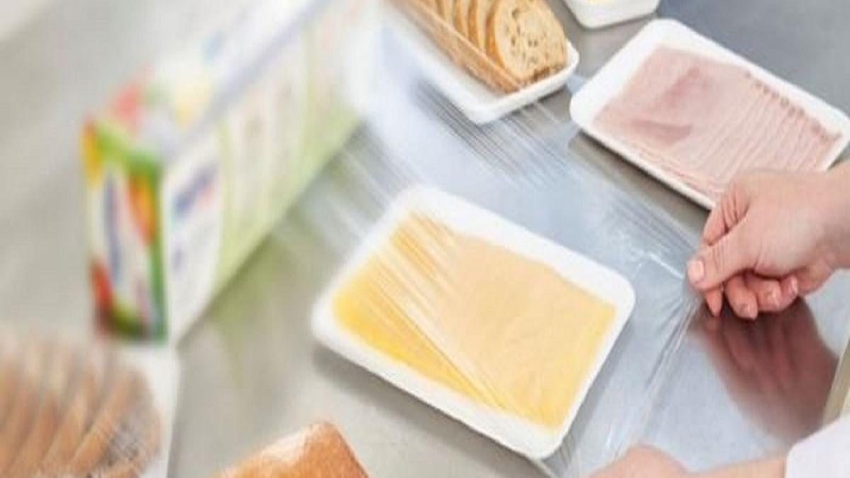 'This plastic film used in food packaging can inactivate COVID virus'