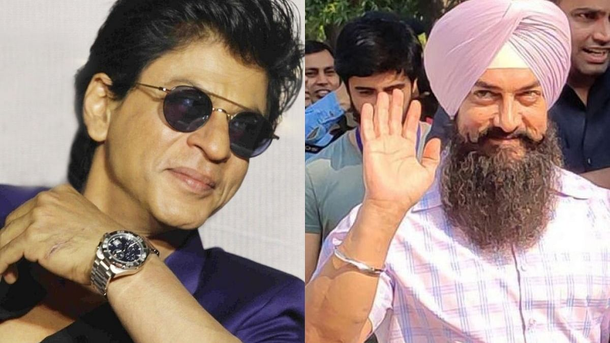 Fake news on Aamir directing SRK; no, Aamir is not directing Shah Rukh Khan