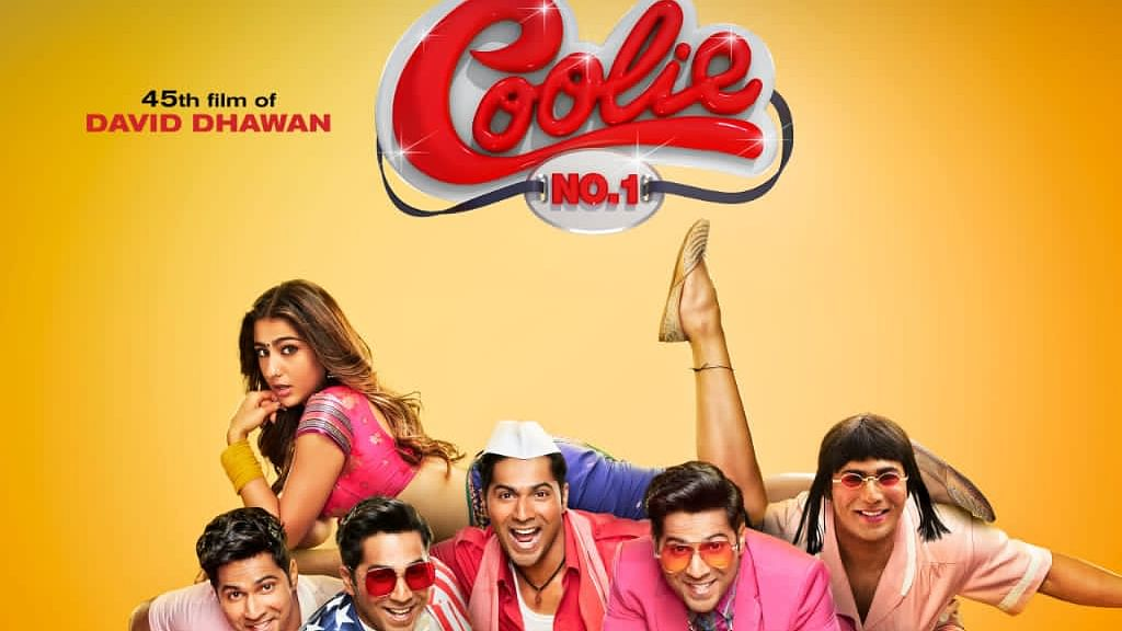 Coolie No. 1' trailer: Not bad, but not better either