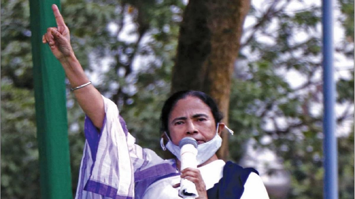 Bengal Polls: Mamata hails farmers' struggle at Delhi borders, says, BJP selling off country's public assets