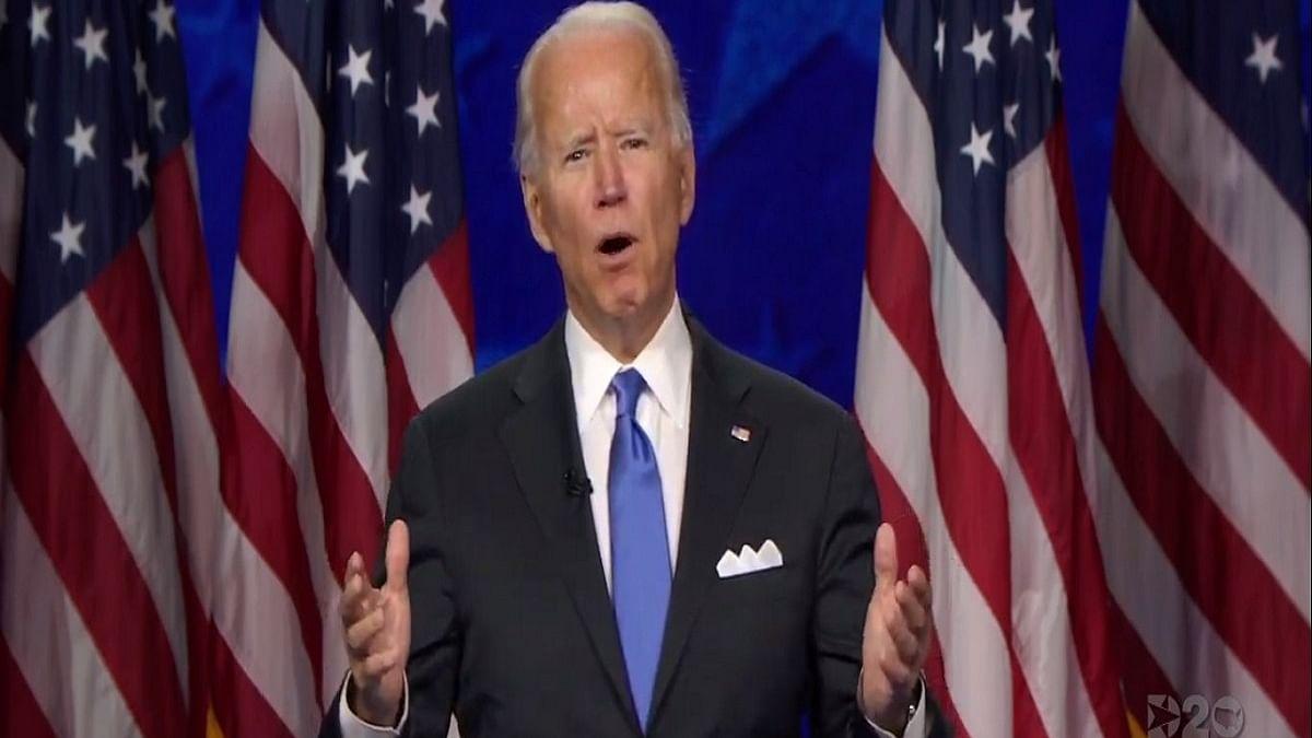Joe Biden (Photo Courtesy: IANS)