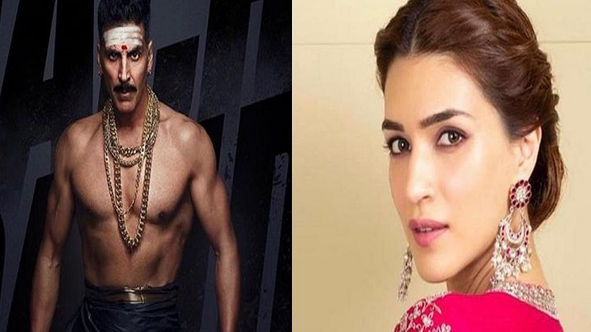 Akshay Kumar and Kriti Sanon to kick start shoot for 'Bachchan Pandey' in January 2021