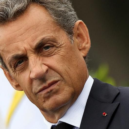 Nicolas Sarkozy (File photo)