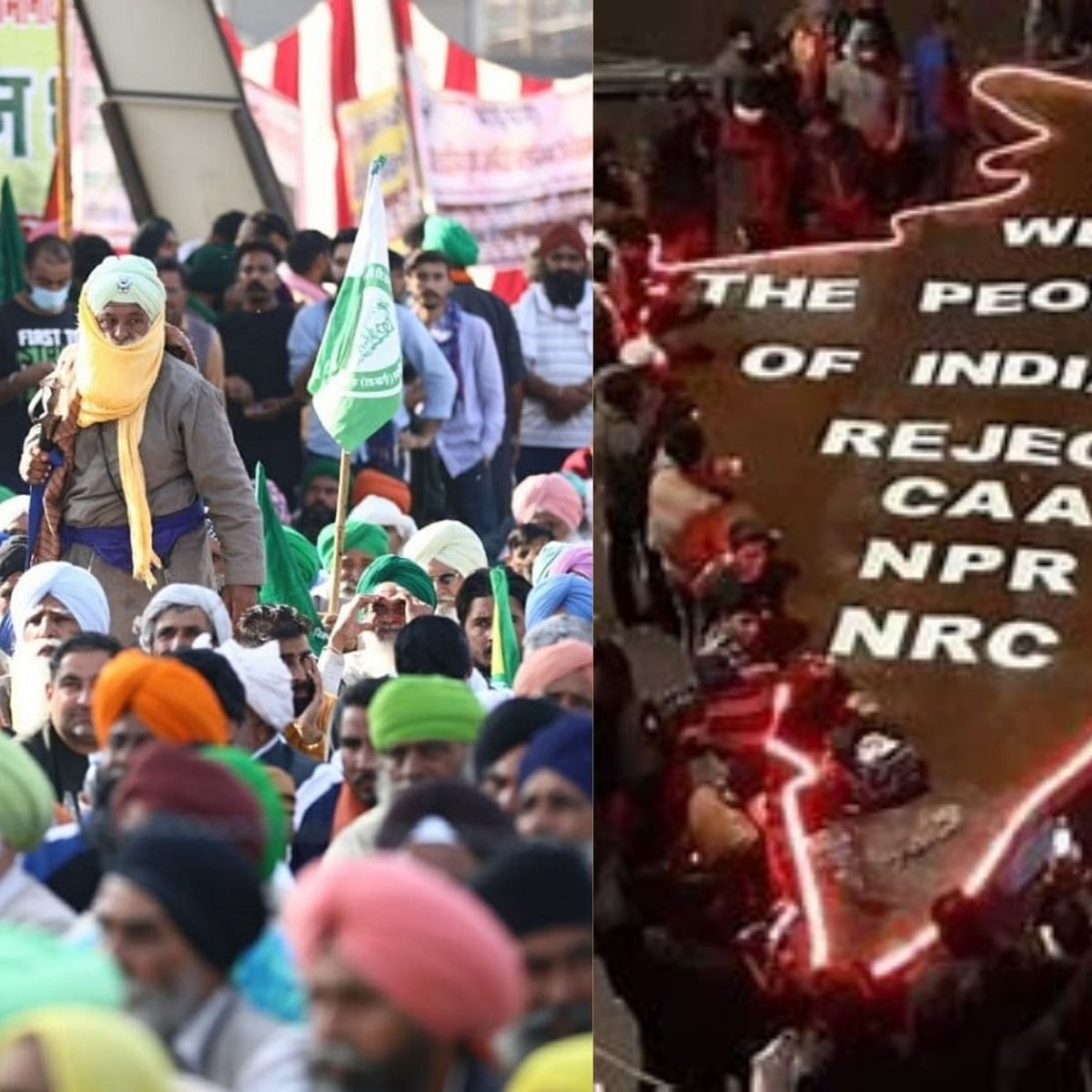 Farmers' protest and the irony of celebrating Human Rights Day in our country