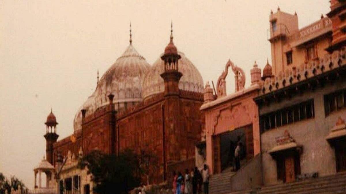 3rd plea in Mathura court seeking removal of Shahi Idgah mosque near Lord Krishna birthplace