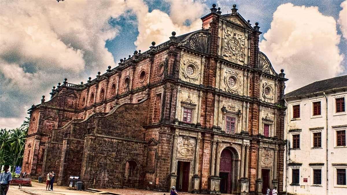 Amid pressure, Goa drops move to urbanise heritage church complex