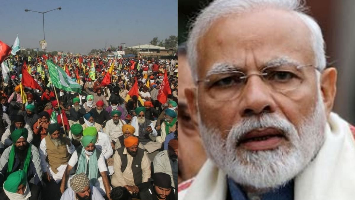 Amid farmers' protest, PM Modi encourages private players in agriculture sector