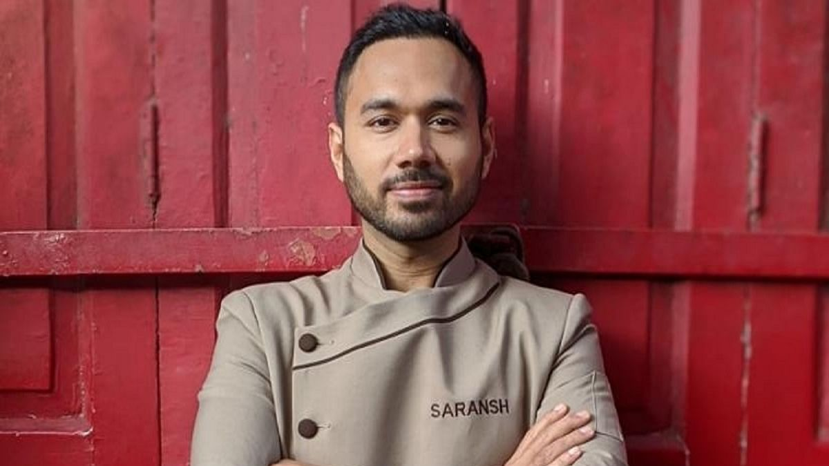 We're too busy trying to drive influences from the west: Chef Saransh Golia