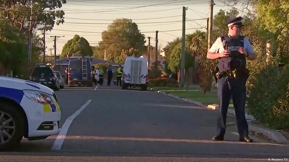 New Zealand police kill ''terrorist'' after he stabs 6 people