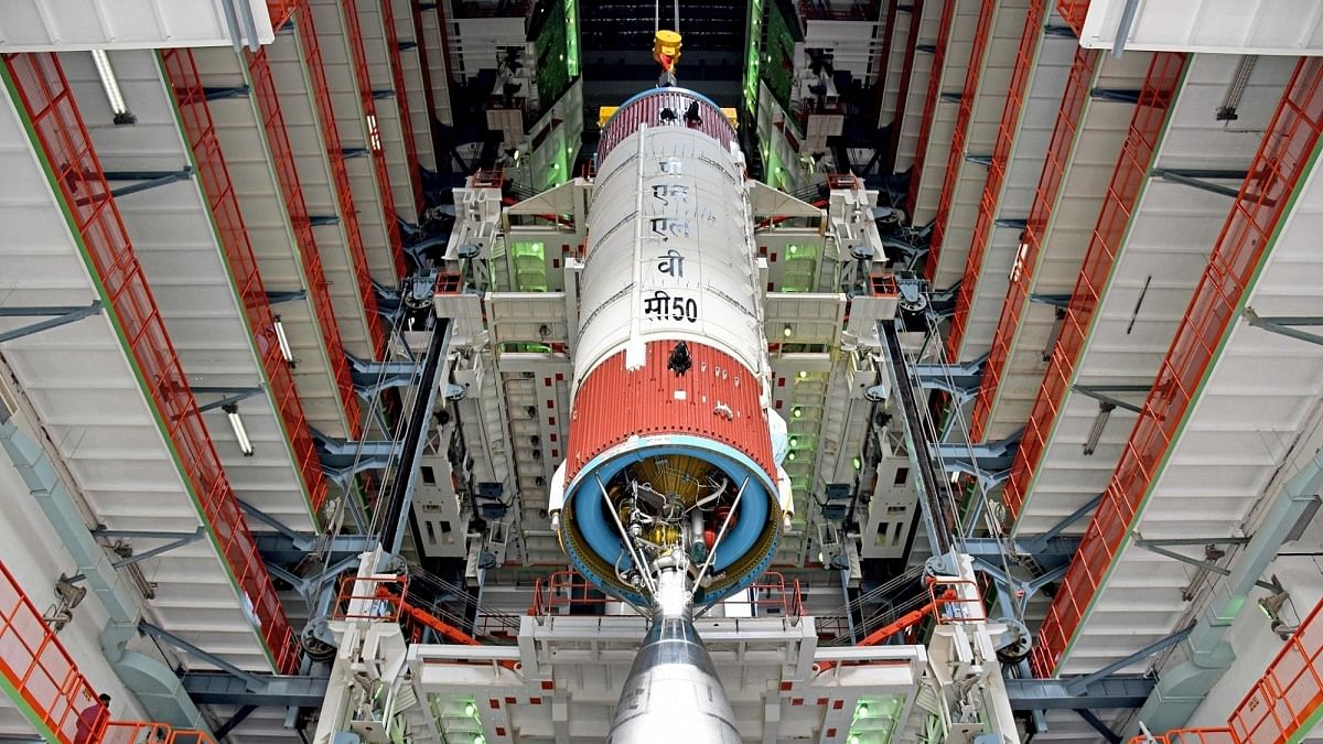 Countdown begins for Dec 17 launch of Indian communication satellite