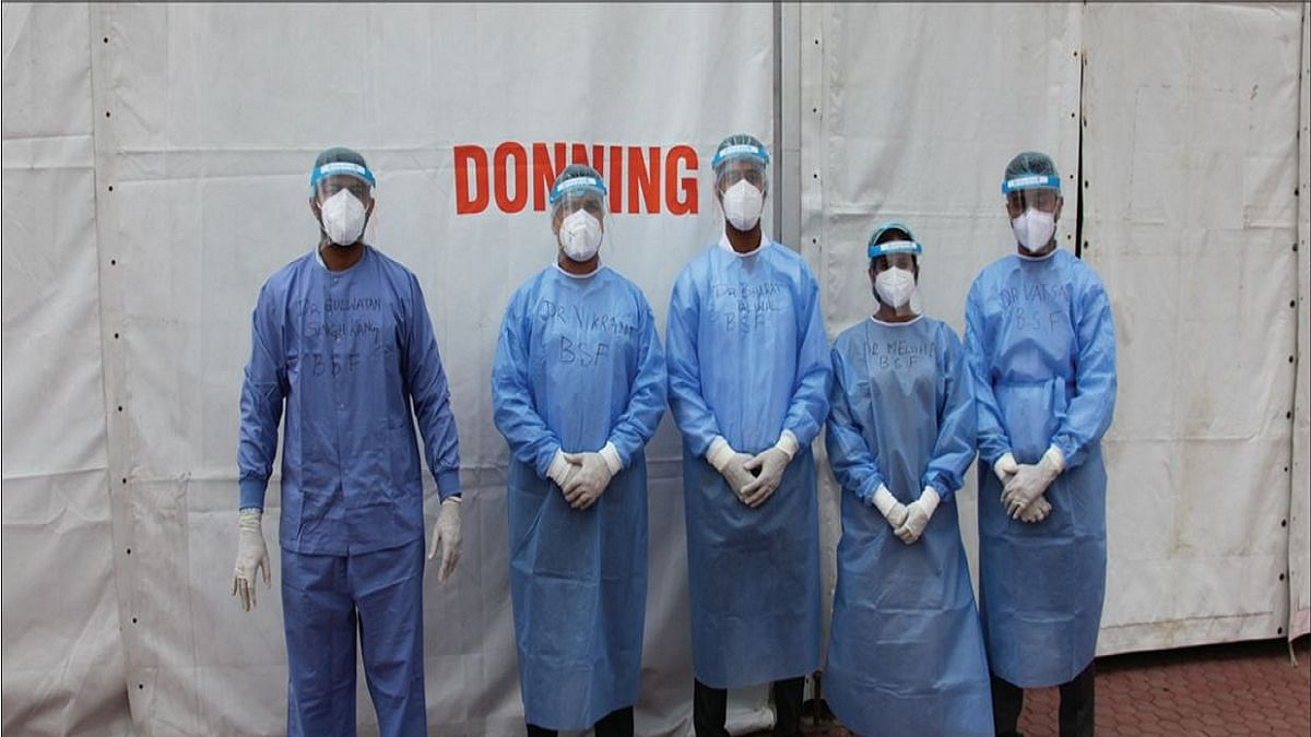 Screening healthcare workers can warn for future viruses