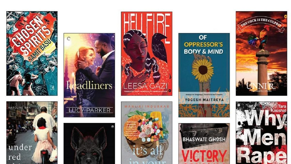 Five writers name books they enjoyed reading in 2020...