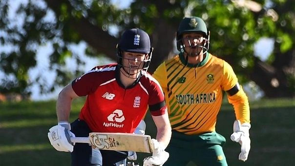 First ODI between South Africa and England cancelled