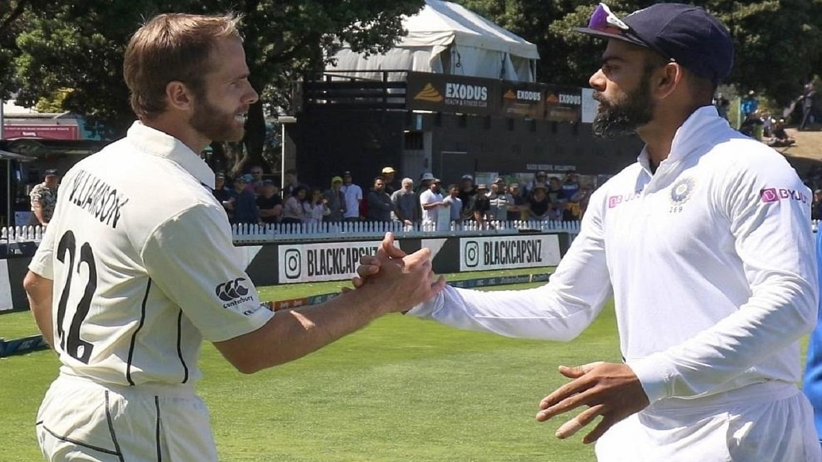 Williamson shares second spot with Kohli in ICC Test rankings