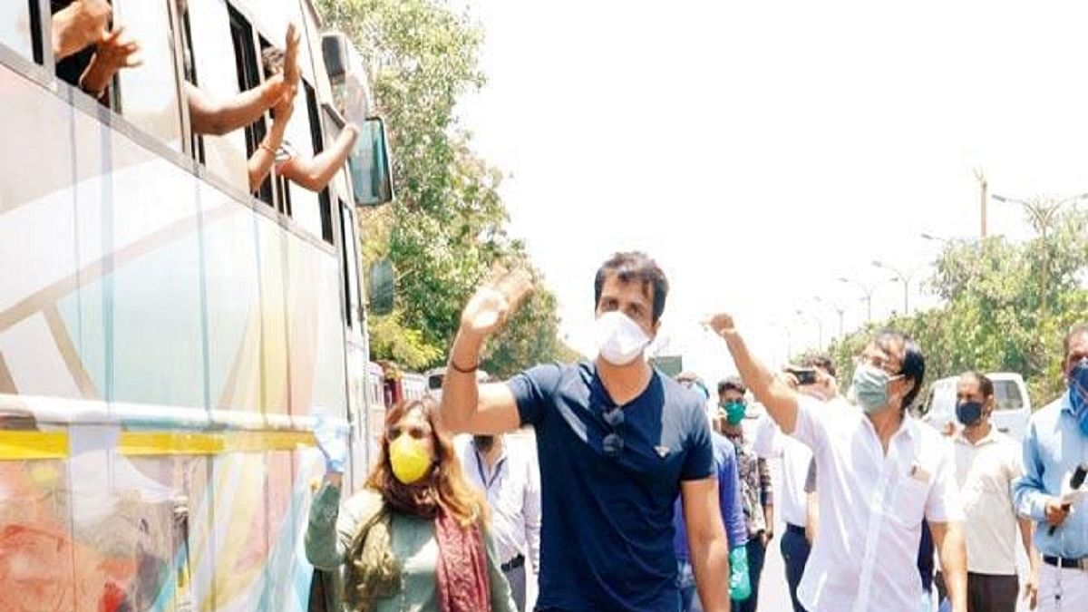 Sonu Sood is the hero of 2020; his selfless work for migrants amid pandemic and lockdown sets a rare example