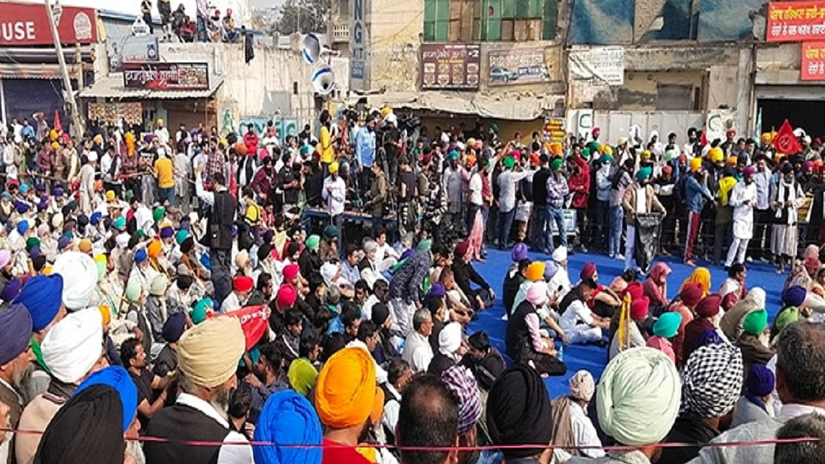This is a movement of the whole country but govt is portraying it as a movement of Punjab farmers, say farmers