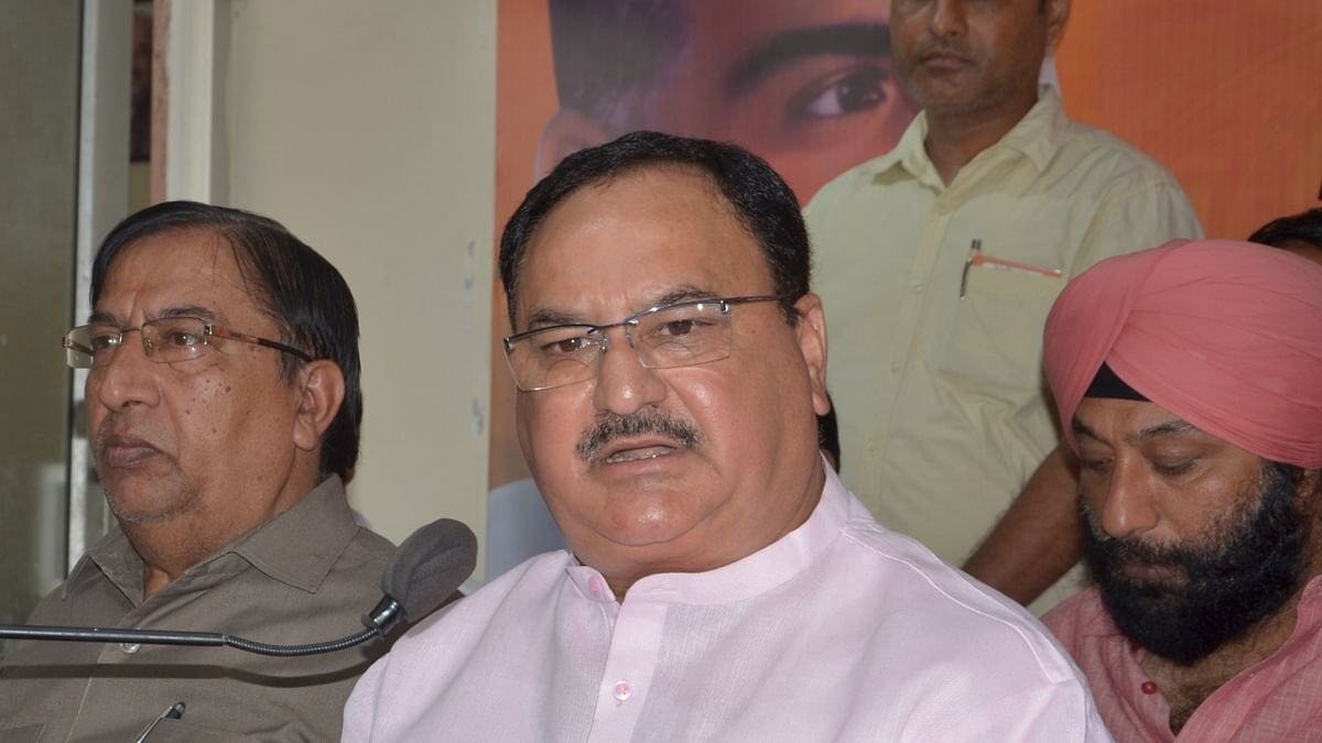 Nadda's convoy attacked in West Bengal