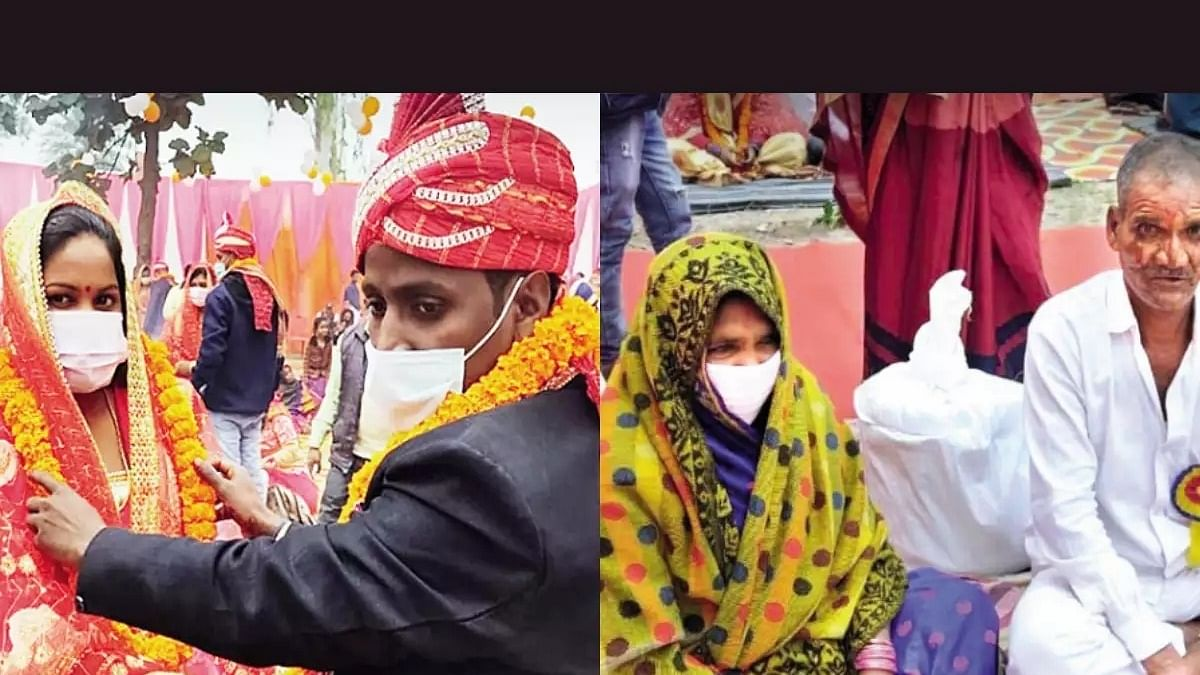 UP: Mother, daughter tie the knot at same wedding ceremony