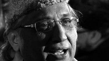 Ustad Iqbal Ahmed Khan (Photo courtesy: Twitter)