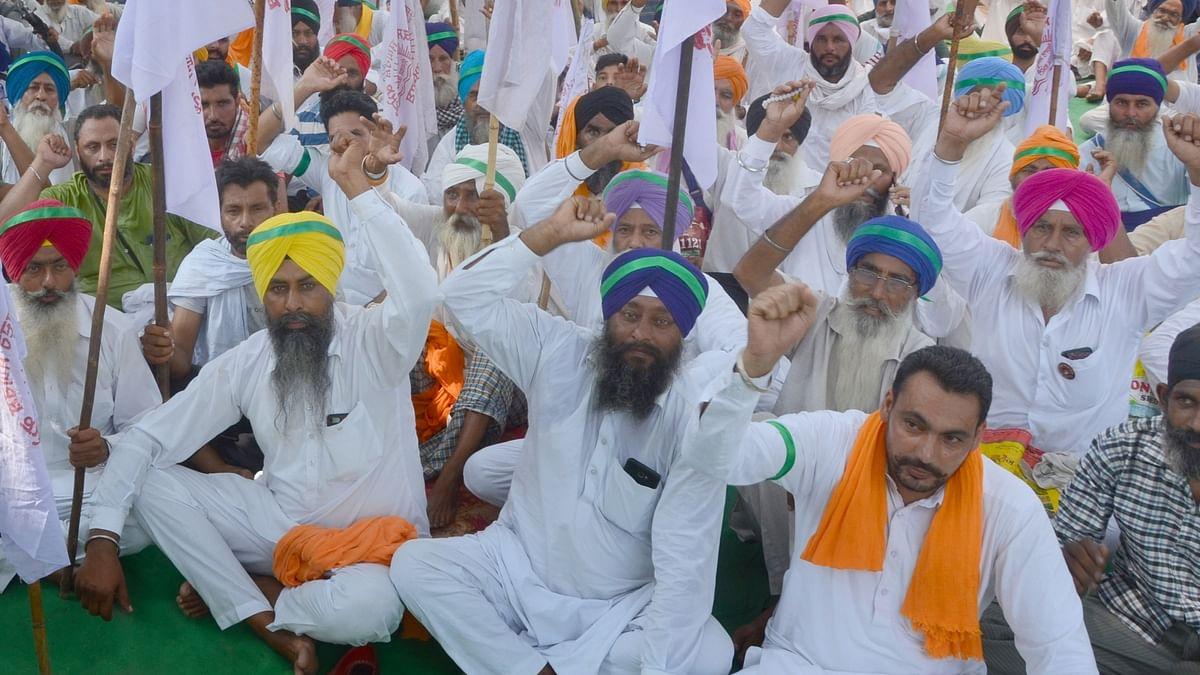 Punjab farmers have brought Modi govt to its knees: Shiv Sena
