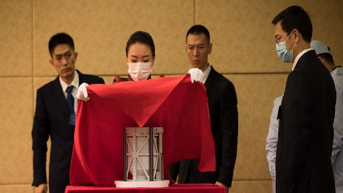 China's Chang'e-5 retrieves 1,731 grams of moon samples