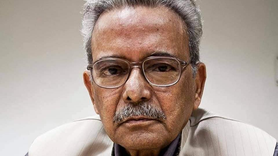 Iconic Urdu writer and critic Shamsur Rahman Faruqi no more