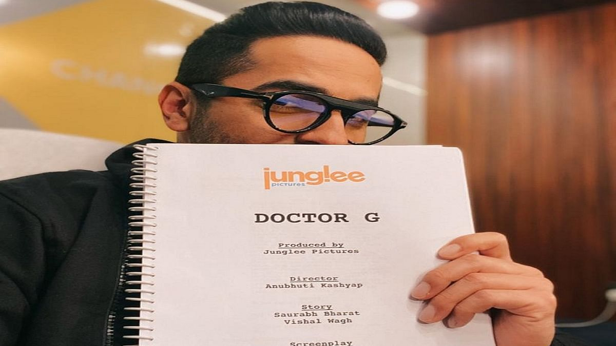 Ayushmann Khurrana in and as 'Doctor G' in Junglee Pictures' next