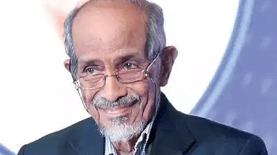 Prof. Roddam Narasimha (Phot courtesy: Twitter)