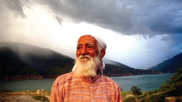 Chipko movement leader Sundarlal Bahuguna